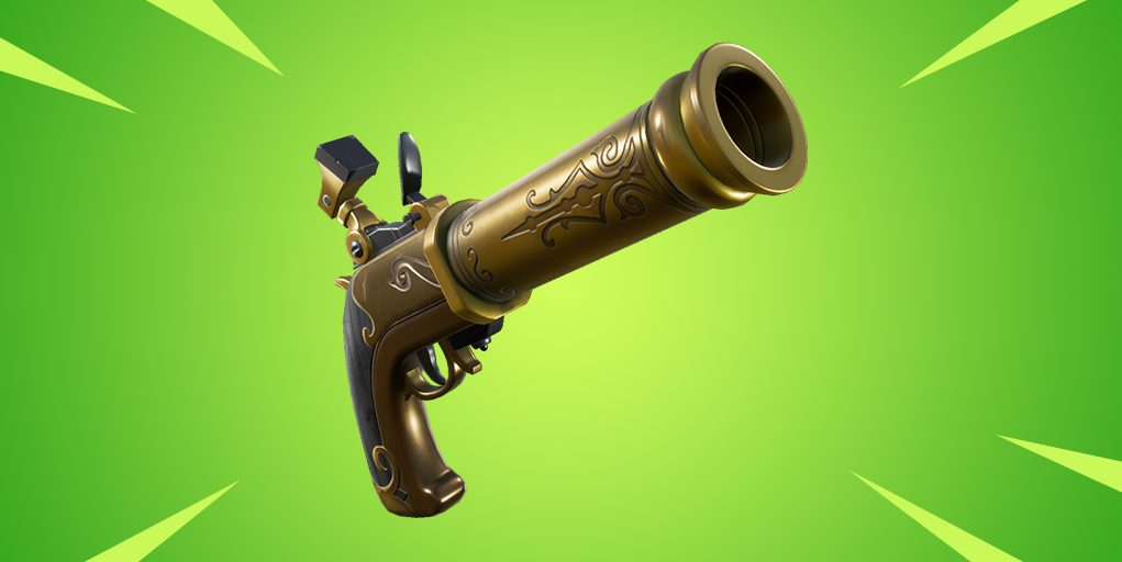 Flintlock Pistol Coming Soon To Fortnite Fortnite Intel