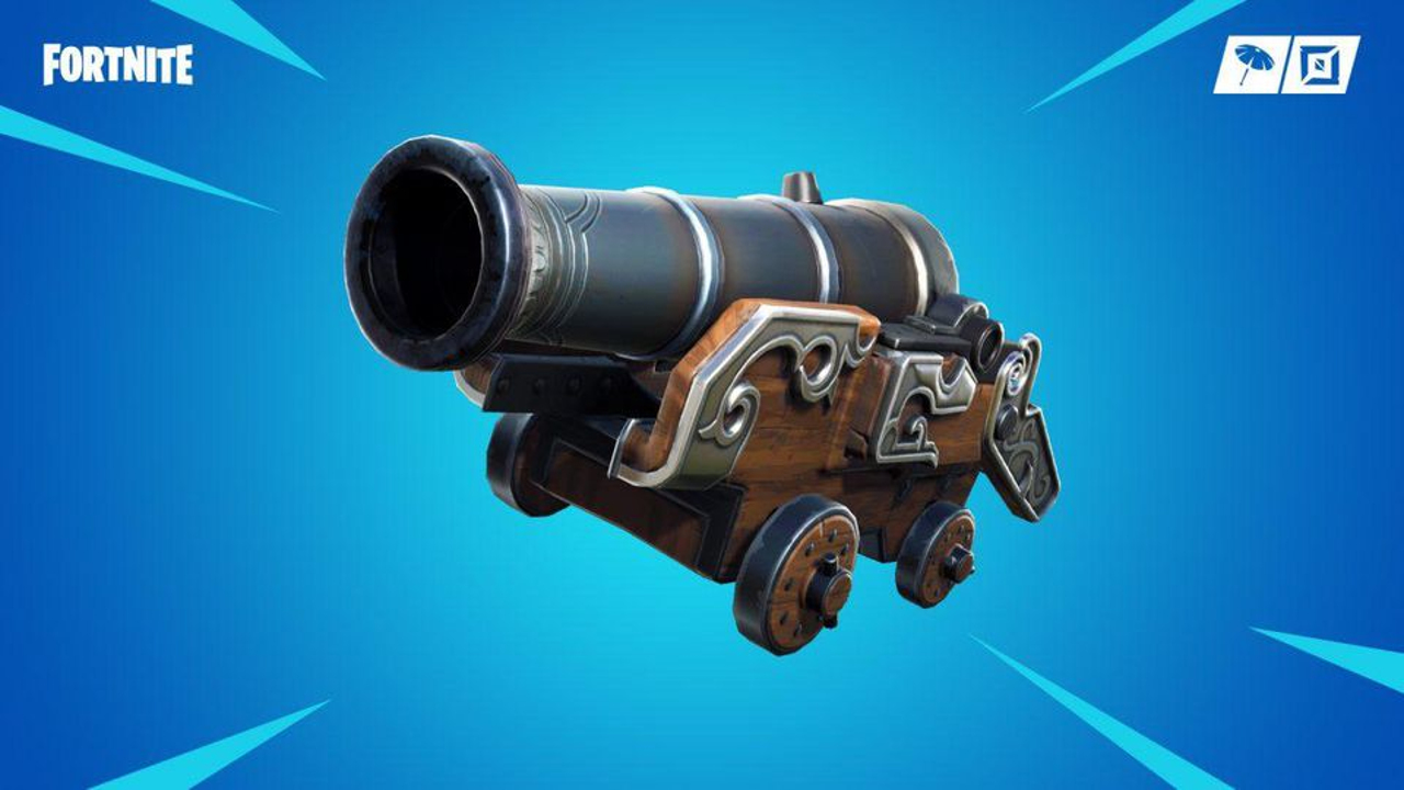 Fortnite Pirate Cannon Locations Season 8