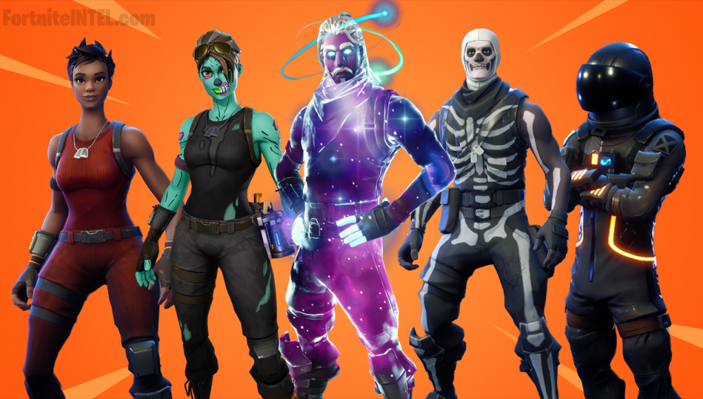 All Released Fortnite Cosmetics As Of V811 Fortnite Intel