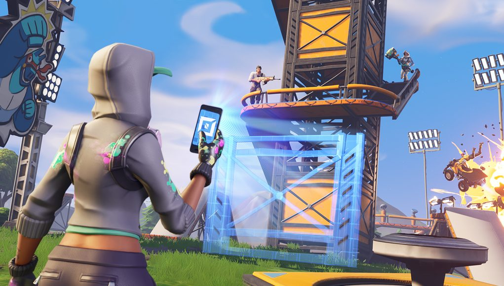 this fortnite creative scrim map is a must try - sky zone fortnite