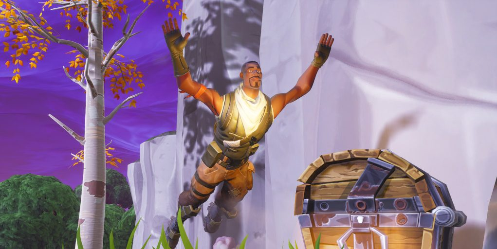 Epic Games CEO isn't worried about Apex Legends overtaking Fortnite By Amanda Zelauskas