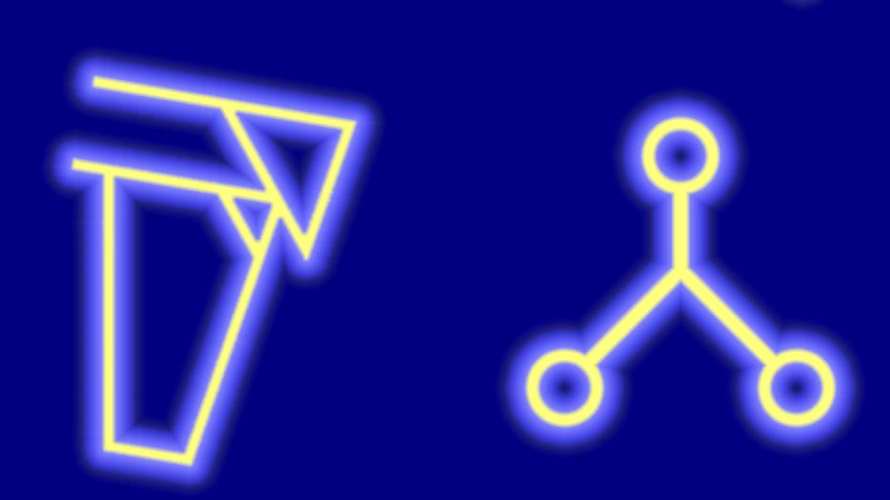 The symbols of the runes are showing people how to solve them - FortniteINTEL