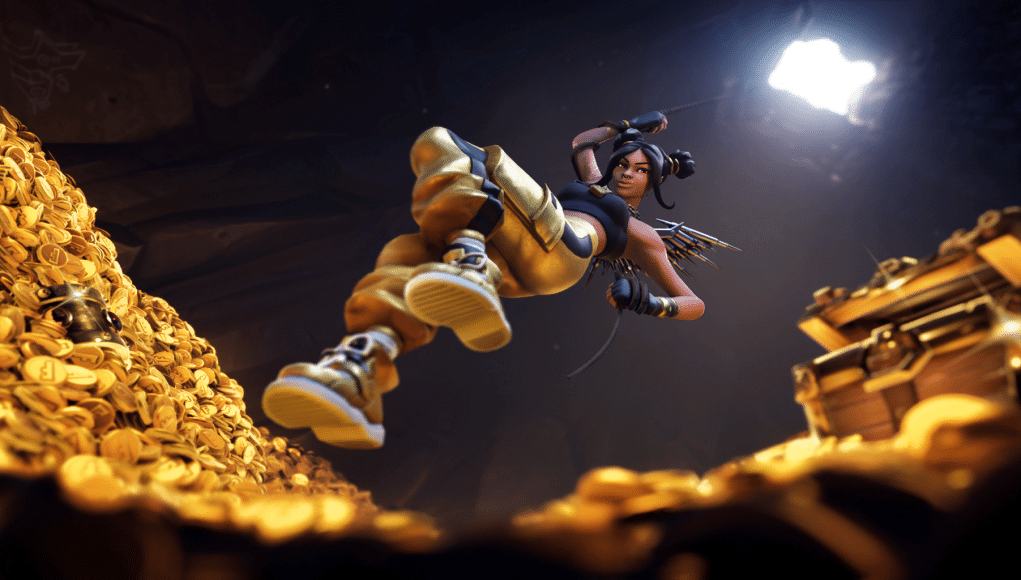 Fortnite: The first teaser for Season 9 is here