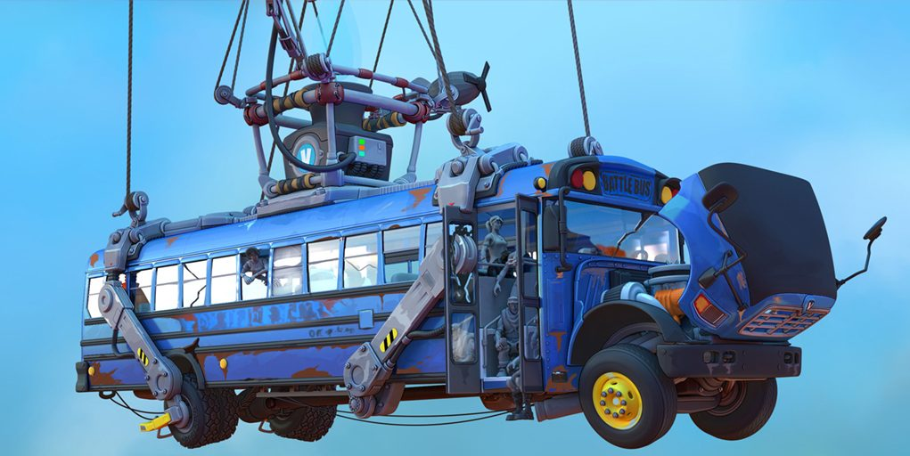New Fortnite Leak Suggests New Hats Taunts And Battle Bus