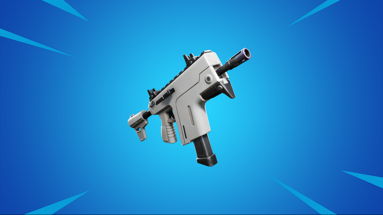 Fortnite Burst SMG leaked statistics and gameplay