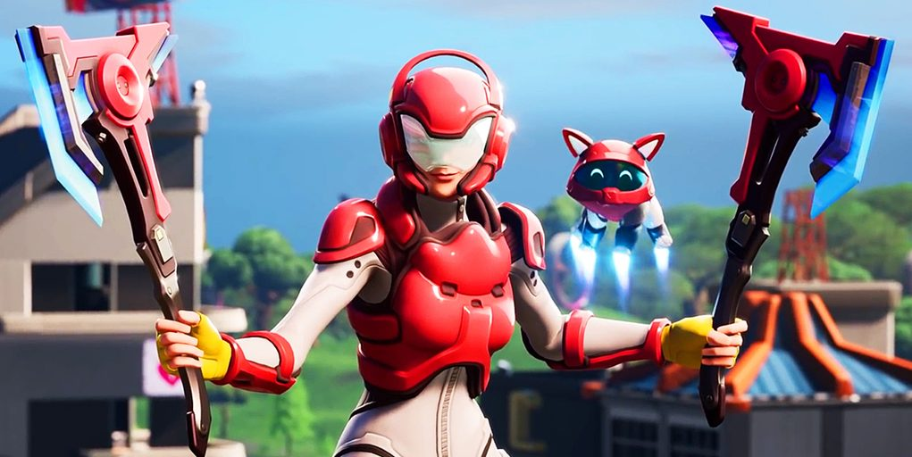 Fortnite patch v9 10 downtime announced by Epic Games