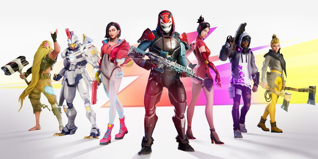 Fortnite Season 9 launch image