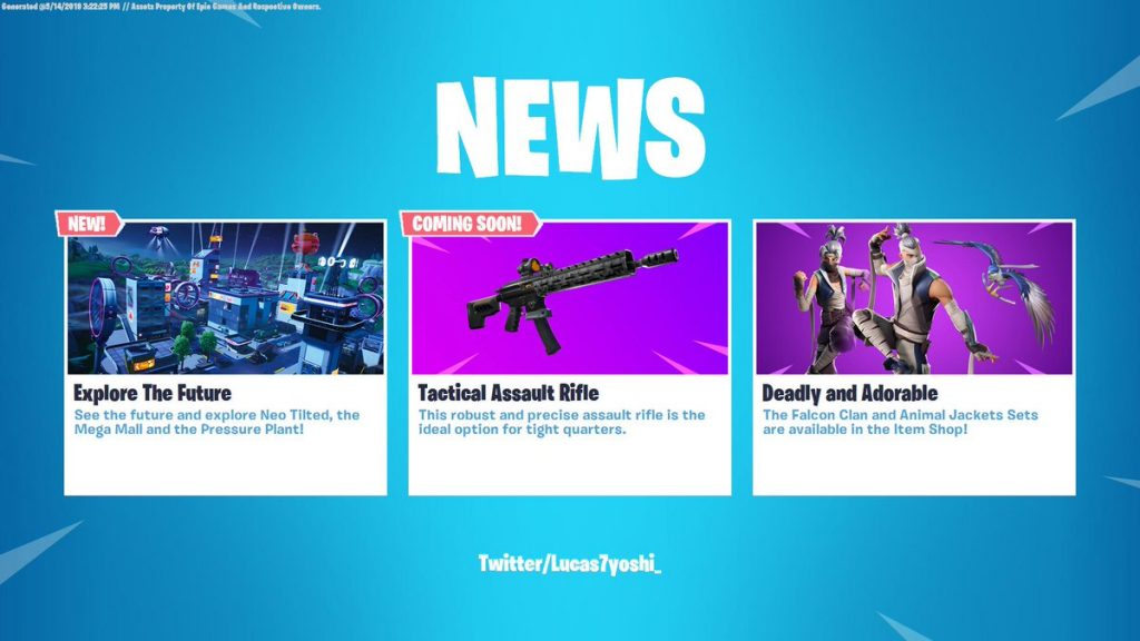 John Wick Crossover Event Now Live in Fortnite
