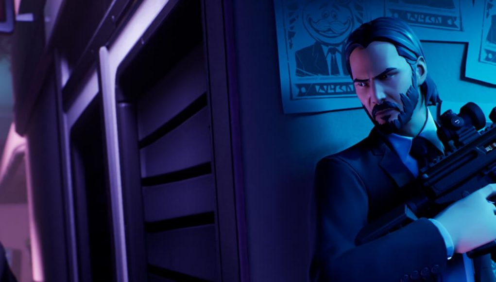 Image result for john wick 3 fortnite