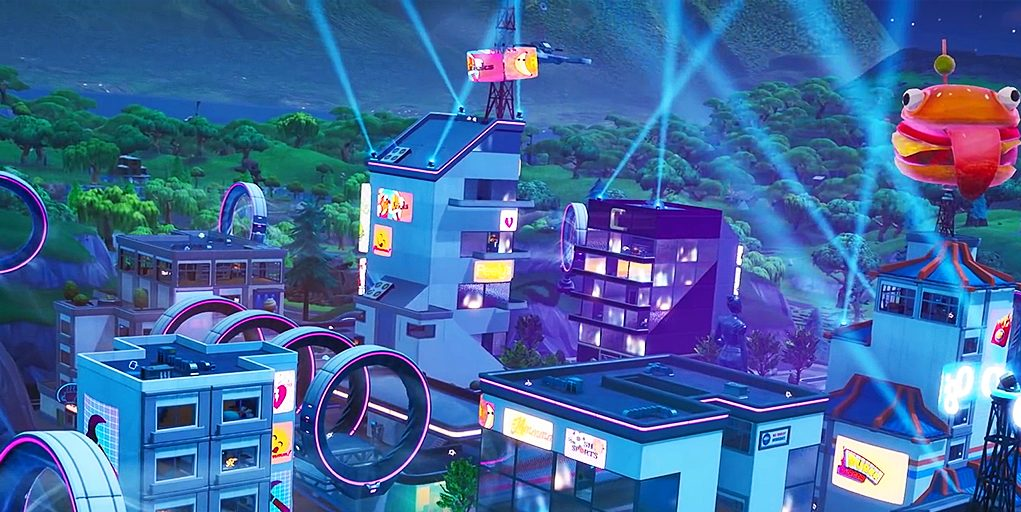 Fortnite, Fortbyte 70: Where to Find It in Laguna Languida