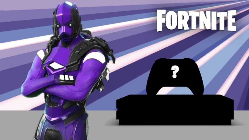 Xbox Is Making The Fortnite Controller With Dark Vertex Skin