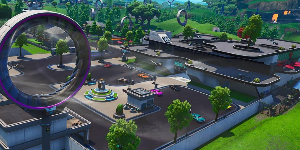 Fortnite: Where to Find the Fortbyte 18