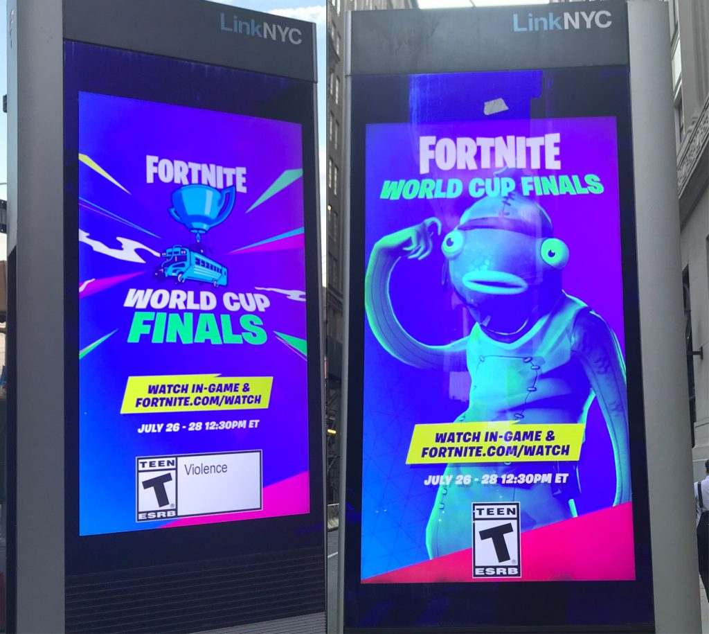 Gaming duo set sights on $44m Fortnite World Cup final prize pool