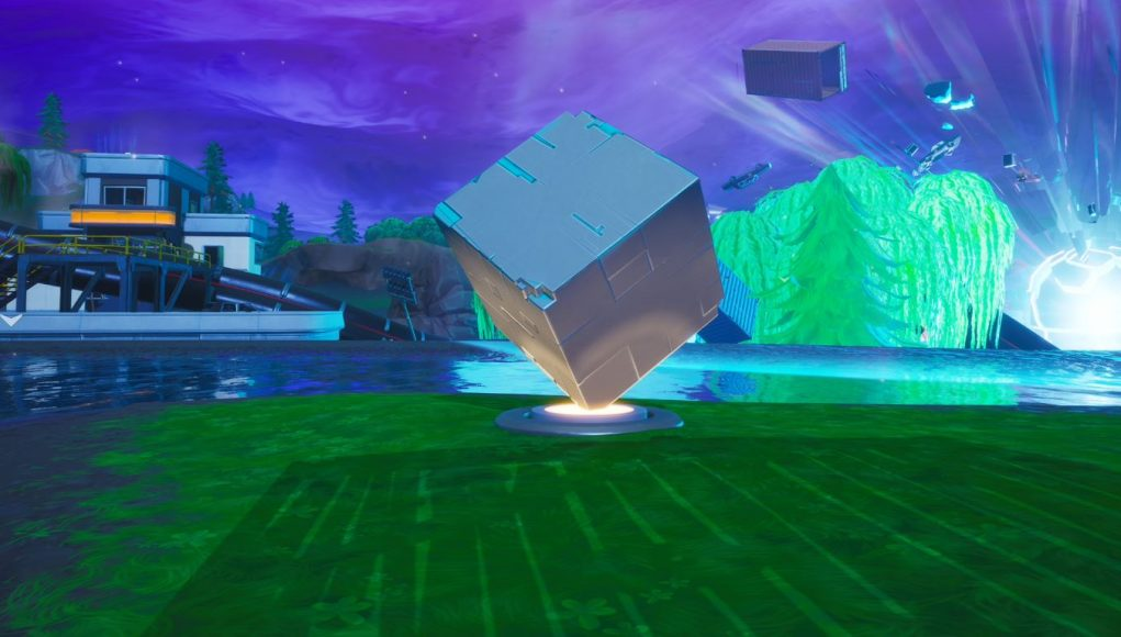 Where To Find All Cube Memorials In Fortnite Battle Royale