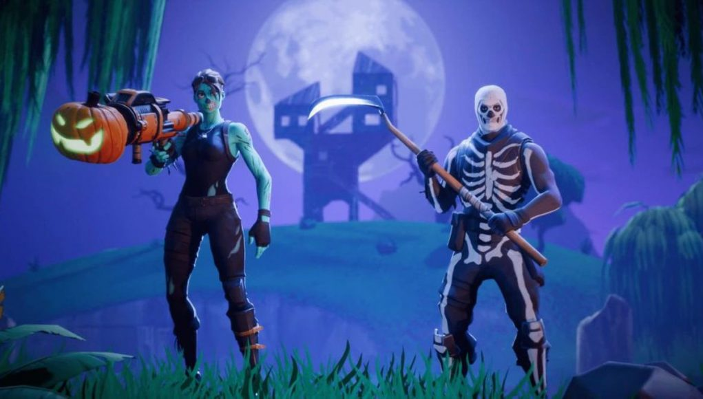 Numerous Fortnite Halloween Skin Names Have Leaked