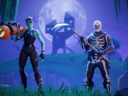 Fortnite Halloween skins leak 2019