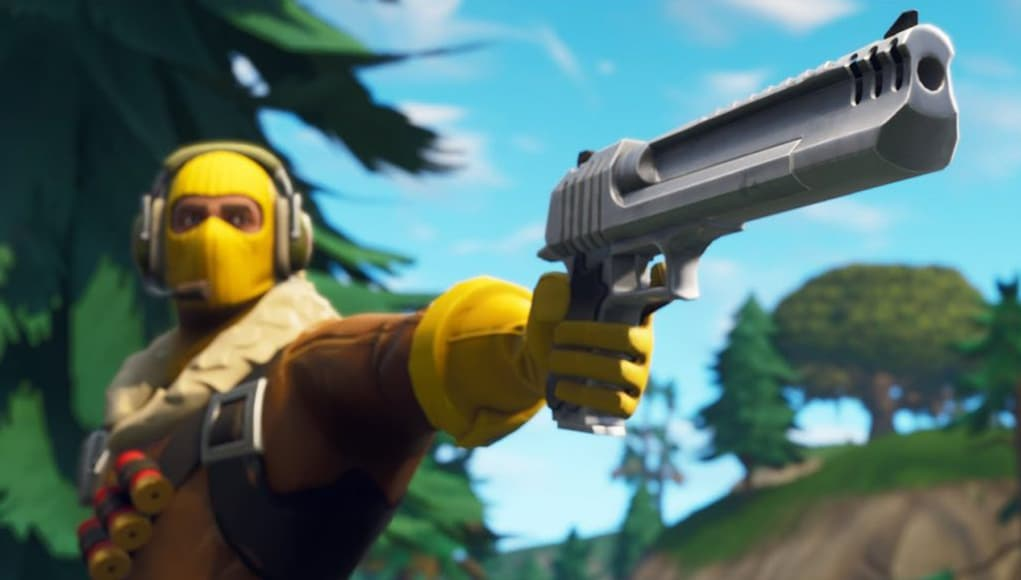 How to remove the ammo reticle in Fortnite thumbnail