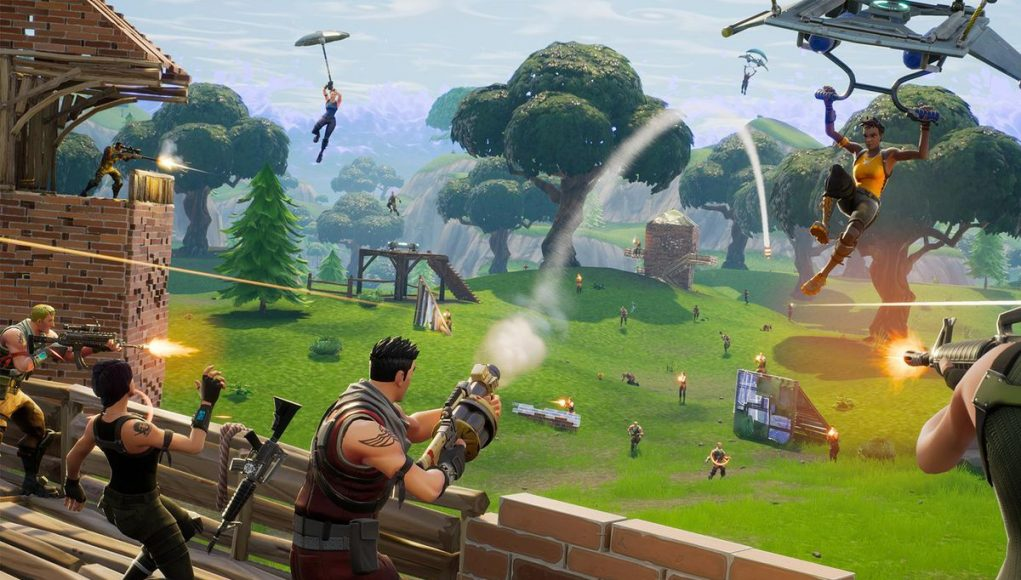 The Black Hole Case Of Fortnite Broke Records On Twitch And Twitter