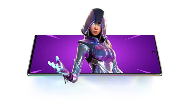 Leaked Samsung Galaxy Scout Skin Coming To Fortnite Fortnite Intel