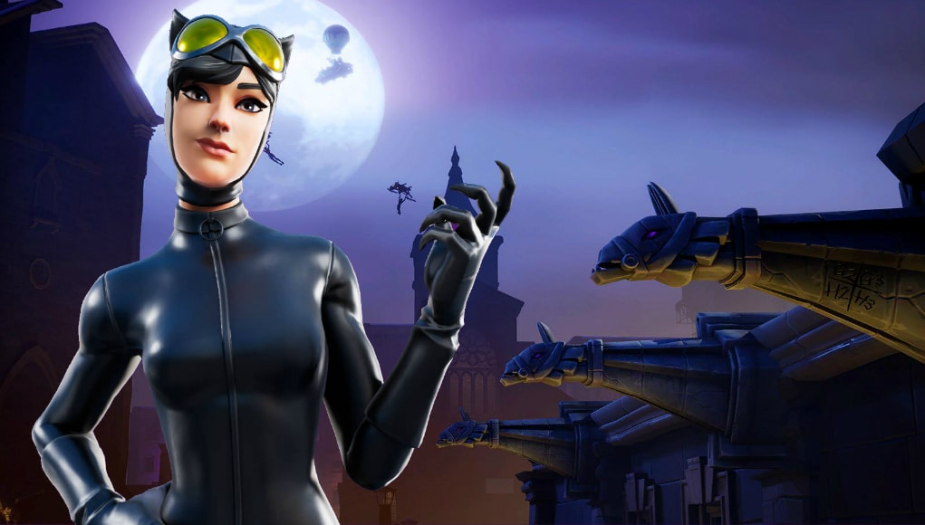 Fortnite Releases New Batman Themed Update