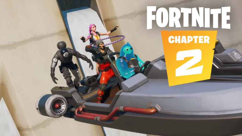 All you need to know about Fortnite Chapter 2