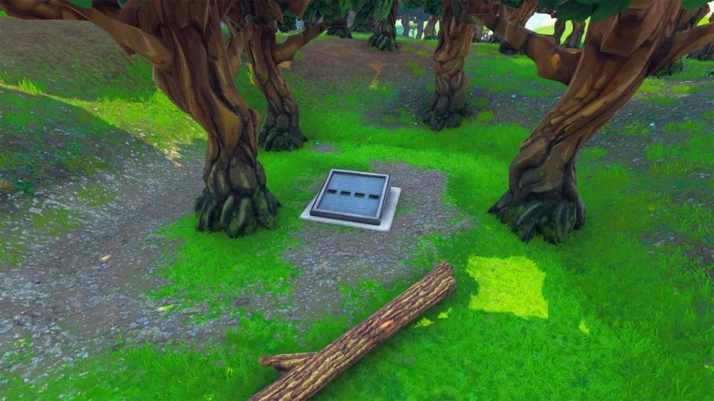 Fortnite Bunker unbreakable season 11
