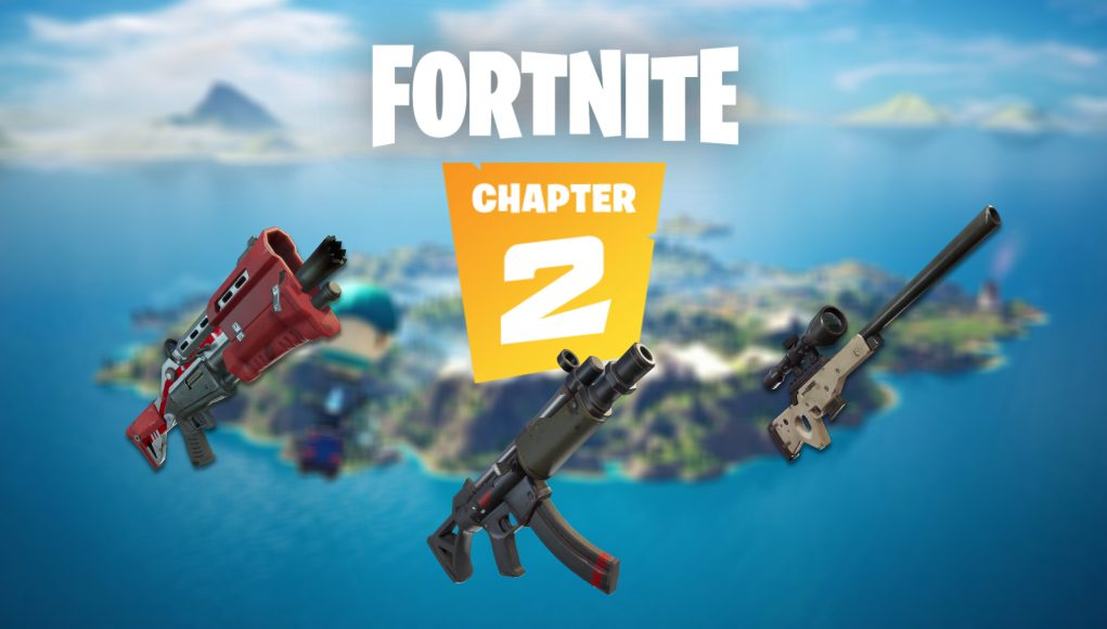 Fortnite Chapter 2 begins, here's what's new