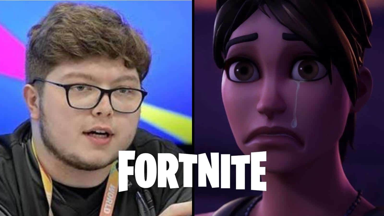 Ghost Aydan banned fortnite