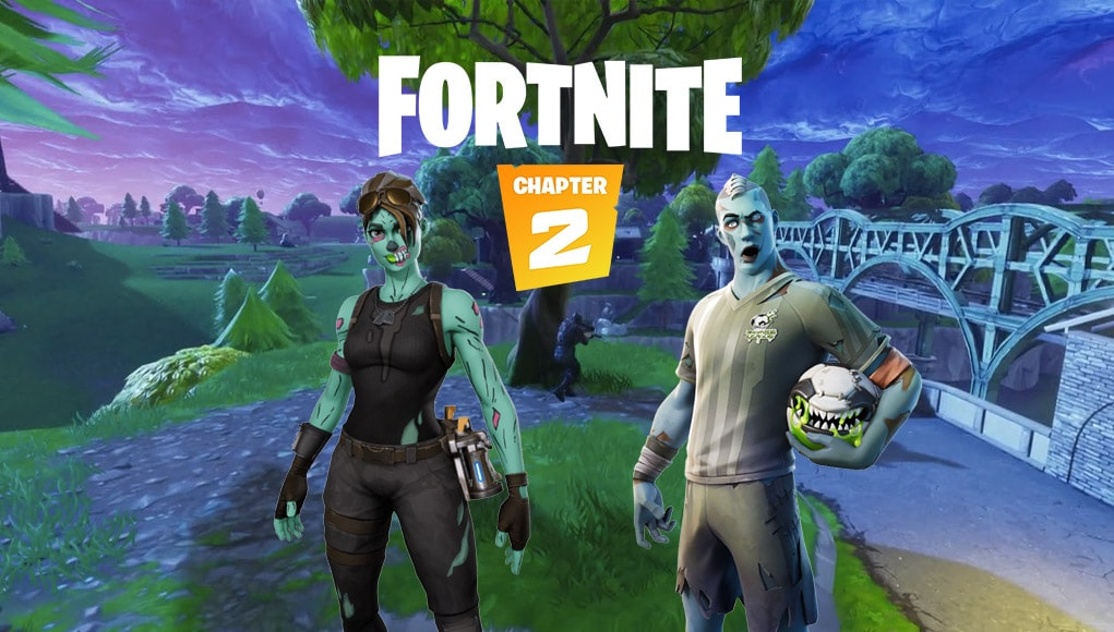 All Leaked Skins And Cosmetics From Fortnite V11 10 Update