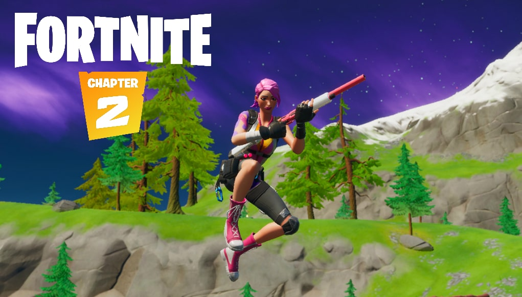 Fortnite sales dropped another 43% before Chapter 2 reboot