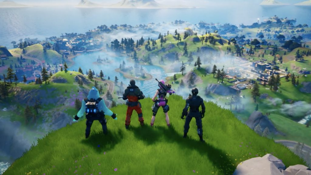 Fortnite: Chapter 2 Season 1 trailer drops - new skins, map and boats