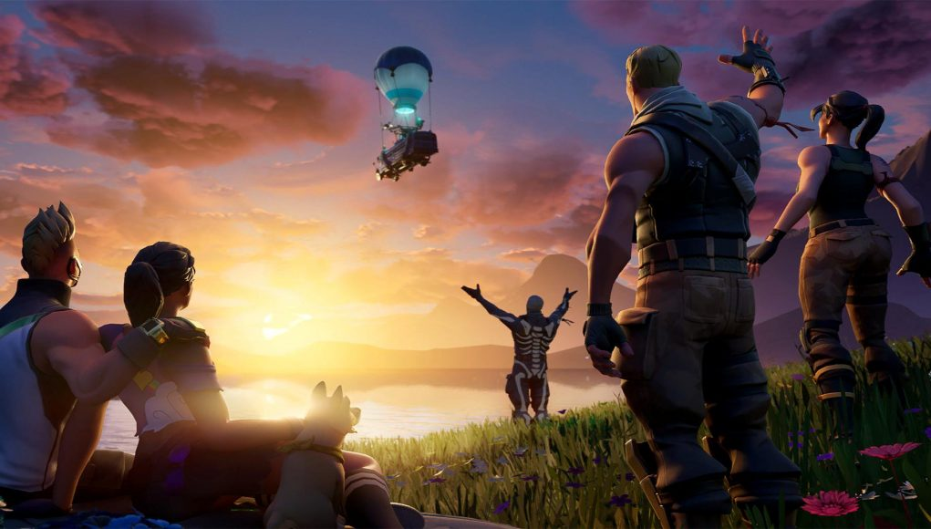 The next 'Fortnite' season might finally include a new map