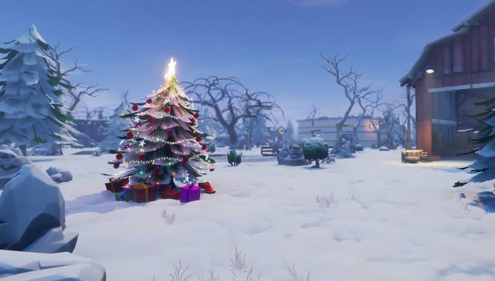 Fortnite's Latest Update Adds Split Screen