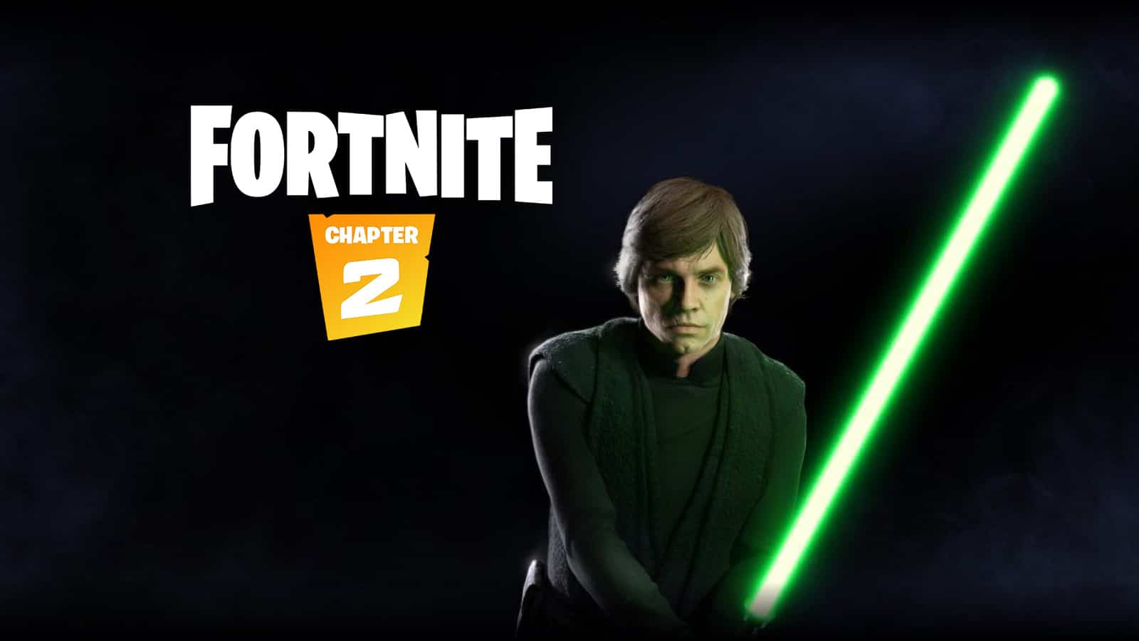 Fortnite Luke Skywalker Skin
