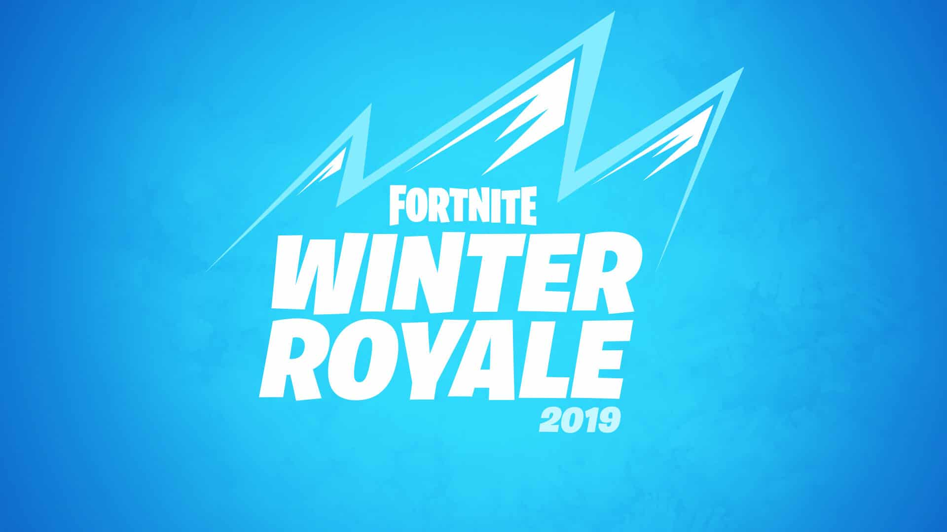 fortnite arena duos is live and winter royale 2019 dates. Black Bedroom Furniture Sets. Home Design Ideas