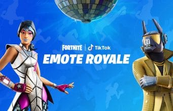 Fortnite Emote Royale Contest with TikTok