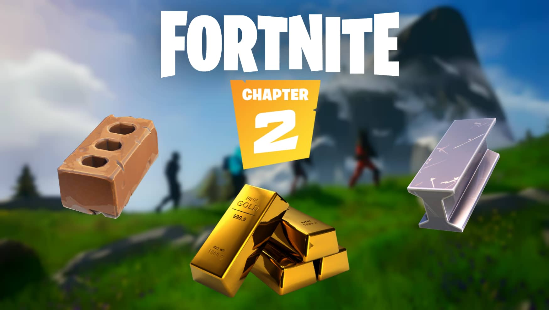 Potential golden Fortnite Season 2 clue in Creative Mode - FortniteINTEL