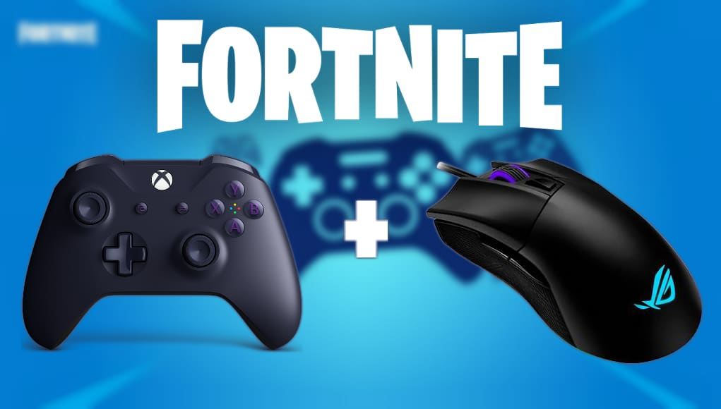 Fortnite scroll wheel controller