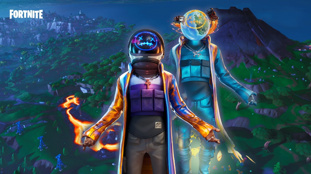 Fortnite's Travis Scott Astronomical Concert Breaks Records as 12 Million Tune in