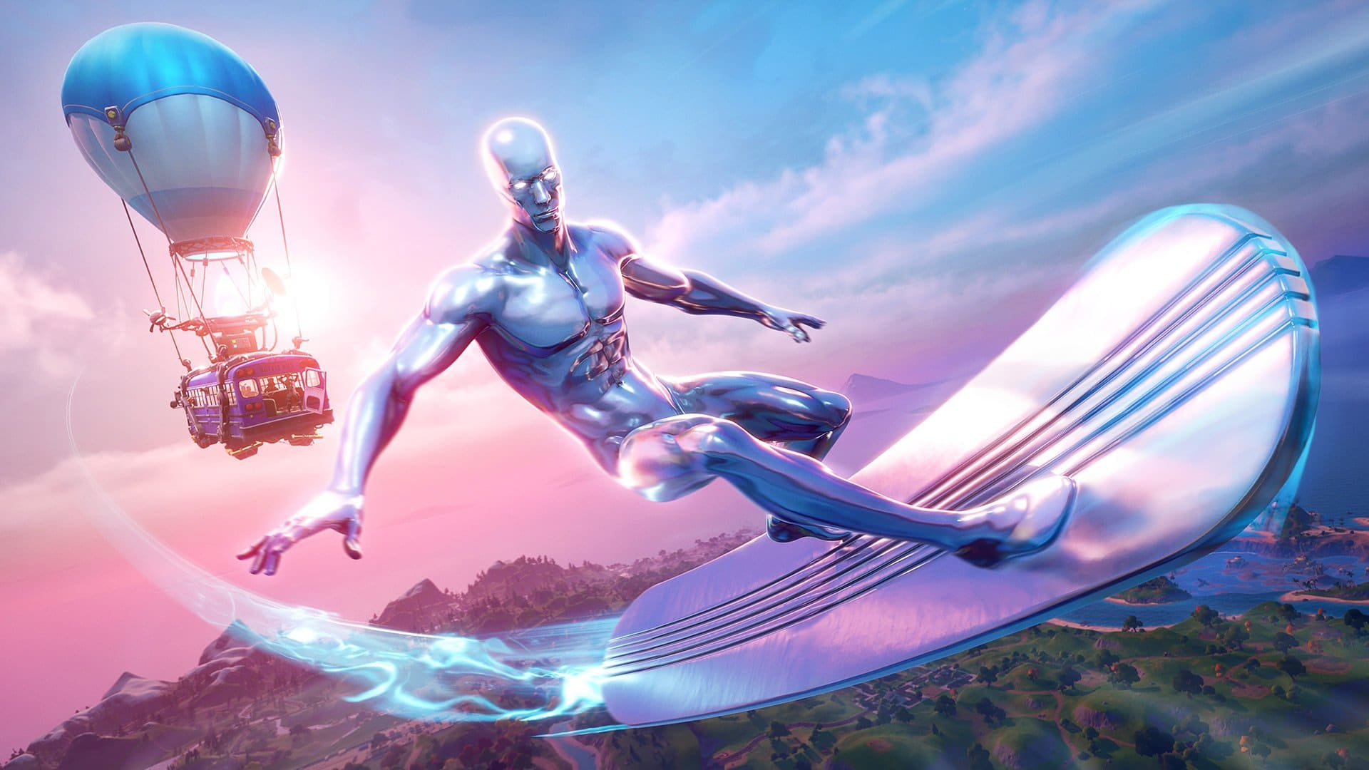 Fortnite Season 4 Leaks Reveal Silver Surfer 2 More Skin Bundles Fortnite Intel