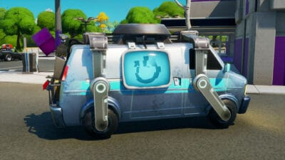 Reboot van in Fortnite