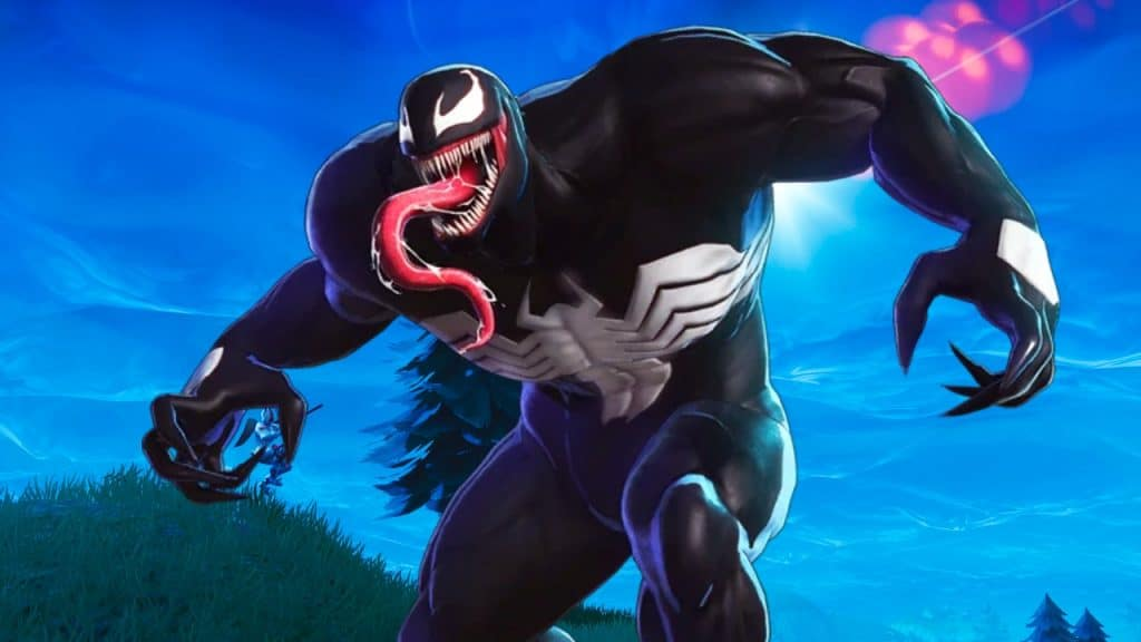Venom in Fortnite