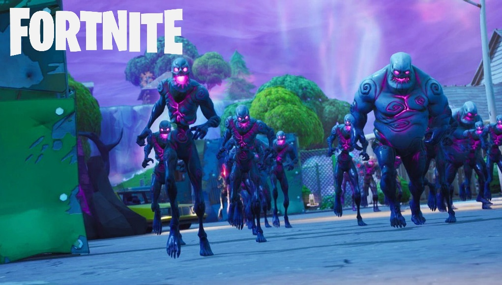 Fortnite Zombie Husks return Fortnitemares
