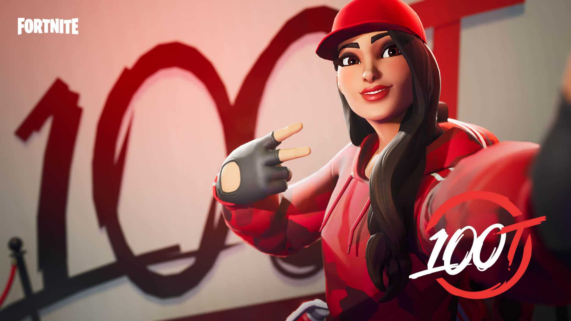 Fortnite 100T contest