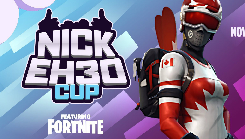 Coupe Fortnite Nick Eh 30