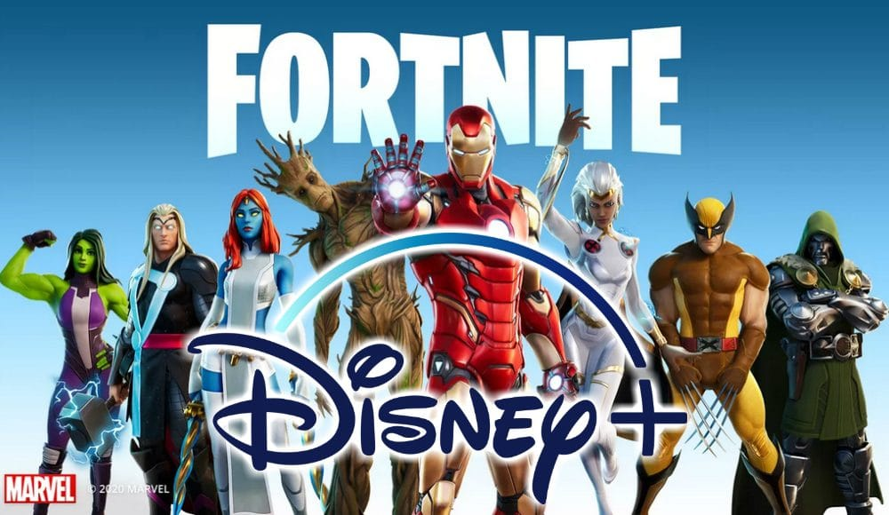 How to earn a free 2-month Disney+ subscription  from Fortnite
