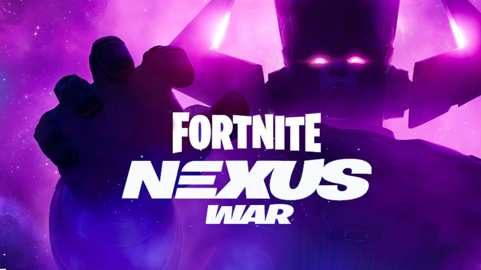 Nexus War event in Fortnite