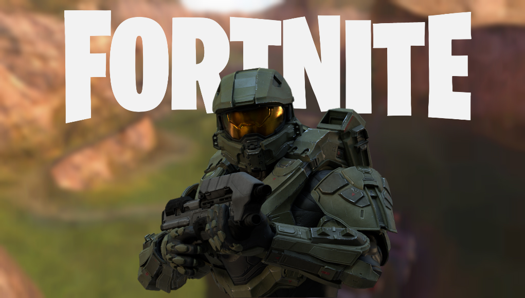 Fortnite Master Chief Outfit & Bundle Officially Announced, Halo Map Coming in Creative