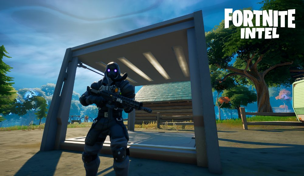 All IO Guard spawn locations in Fortnite Season 5