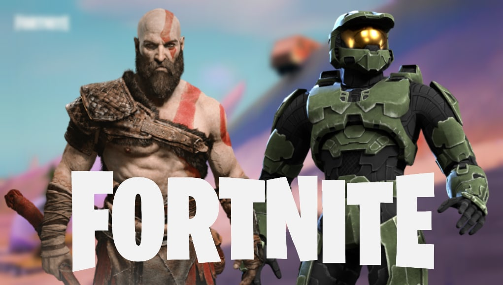 God of War's Kratos is coming to Fortnite as a new skin